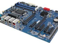 EAX-W480P tarjeta CPU industrial