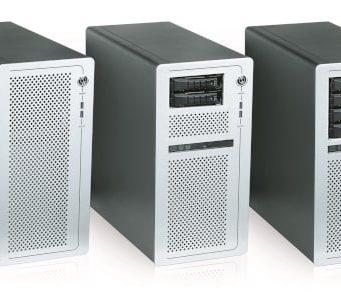 Workstation compacta rugerizada KWS 3000-CML