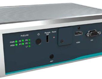 AIE900A-NX Box PC con NVIDIA Jetson Xavier NX