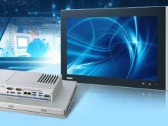 Panel PC industriales TPC-300 todo en uno