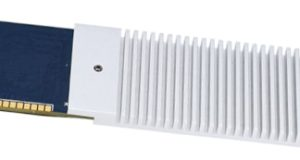 Memorias DDR5 y SSD compactos con aletas de refrigeración para 5G