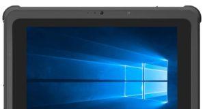 Tablet PC semi-rugerizada CAXA0