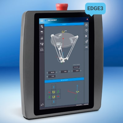 Panel operativo manual HGW 1053