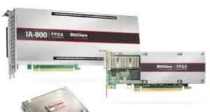 Aceleradores basados en FPGA Agilex de Intel
