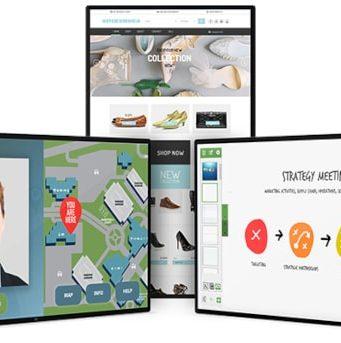 Monitores con tecnología TouchPro PCAP