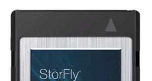 Unidades CFexpress NVMe SSD extraíbles StorFly