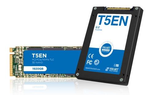 Unidades de almacenamiento flash T5EN