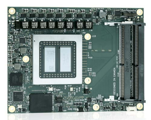 COMe-bEP7 Computer-on-Module de clase servidor para industria