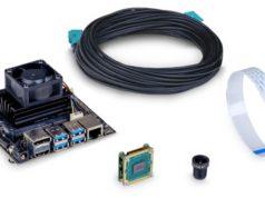 Kits NVIDIA Jetson Nano para desarrollo de visión embebida