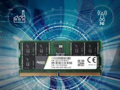 Módulos SODIMM DDR5 industriales para elevado ancho de banda