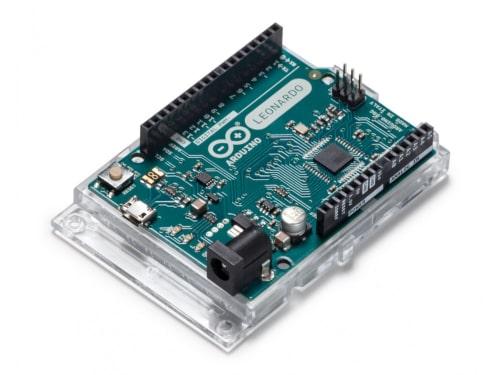 Placa de desarrollo Arduino Leonardo