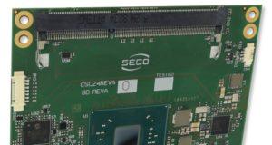 Módulo computacional SECO COMe-C24-CT6