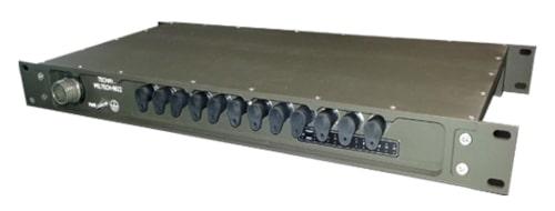 Router/switch GbE gestionado MILTECH 9022