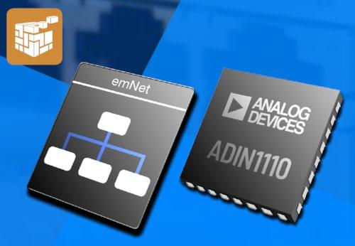 SEGGER y Analog Devices colaboran en el Ethernet-APL Industrial