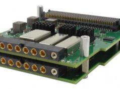 Módulo ADC/DAC de alta densidad FMC255