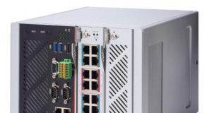 iNA600 router inteligente industrial DIN para IIoT