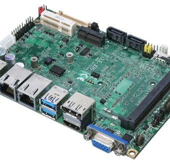 "LE-370 SBC de 3.5"" con procesadores Tiger Lake UP3"