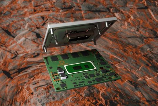 Módulos COM Intel Core XI generacióin con RAM soldada