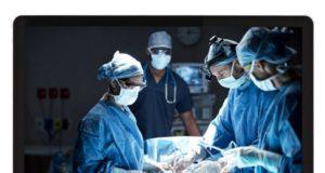 Ordenadores en panel OR-PC para entornos médicos