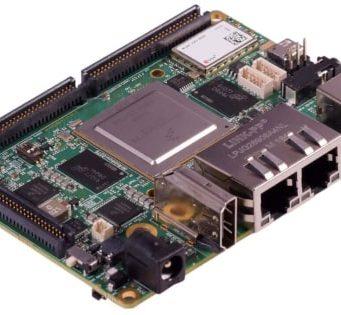SoM y SBC i.MX 8 con Wi-Fi 6 (802.11ax) para aplicaciones industriales