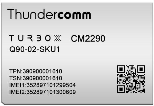 SoMs ARM TurboX CM2290 y TurboX C2290