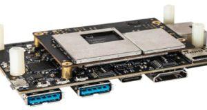 Módulo SOM y kits de desarrollo con Qualcomm QCS8250 octa-core