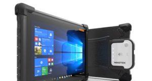"""xTablet T1190 Tableta de 10.1"""" con diseño robusto y delgado"""