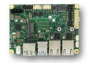 SBC-C41-pITX SBC Pico-ITX con procesadores Apollo Lake