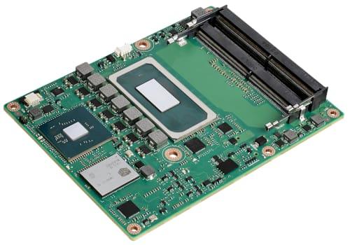 módulo SOM-5883 para aplicaciones edge computing de alto rendimiento