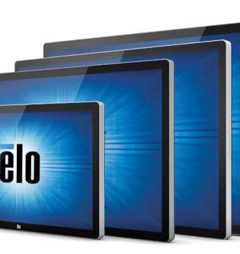 Monitores táctiles de gran formato Serie IDS 03