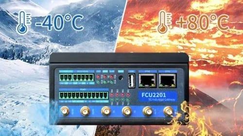 FCU2201 Gateway industrial 5G