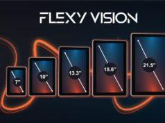 PCs en formato panel serie FLEXY VISION