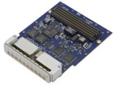 LXD31K4 FMC ADC/DAC con interfaz digital LVDS