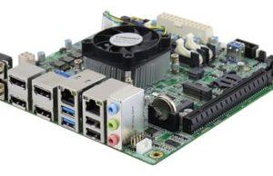 Placa base Mini-ITX MI989