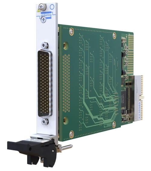 Módulo multiplexor 40/42-739PXI/PXIe para test MIL-STD-1553