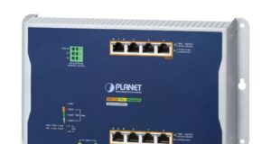 Switch gestionable PoE+ WGS-4215-8HP2S