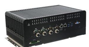 RC300-CS PC embebido para el sector ferroviario