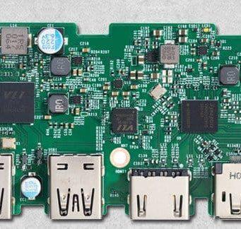 Dispositivo endpoint USB4 VL830