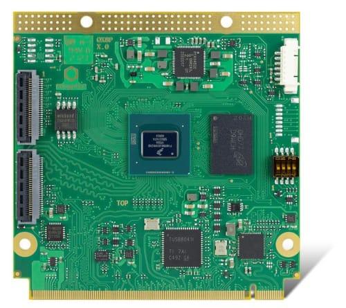 Módulo conga-QMX8-Plus Qseven con i.MX 8M Plus