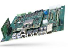 Plataforma embebida de IA miriac AIP-LX2160A