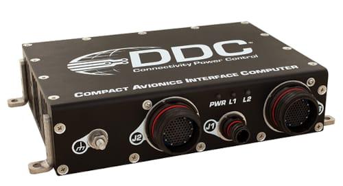C-AIC Box PC compacto para interfaz de aviónica