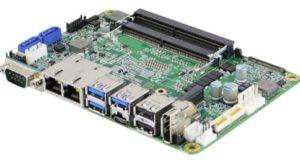 """IB952 SBC de 3.5"""" con procesadores AMD Ryzen V2000 para IoT"""
