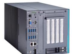 IPC970 Sistema industrial de cuatro slots para AIoT