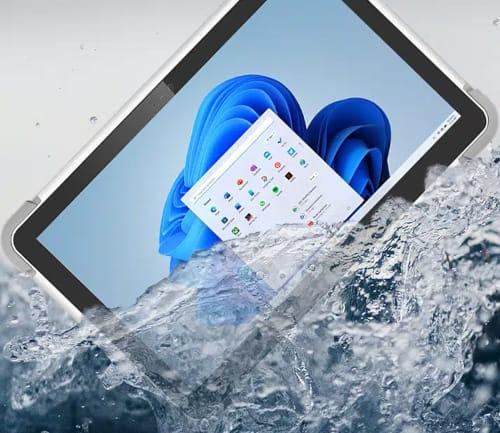 """MD-150 Tablet PC de 15.6"""" para entornos sanitarios"""