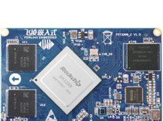 Tarjeta CPU OK3399-C multipuerto