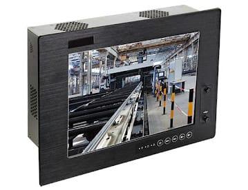 """PL-50310 Panel PC táctil de 17"""" para entornos industriales"""