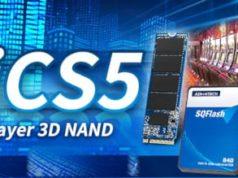 Soluciones Flash SQFlash BiCS5 para aplicaciones industriales AIoT