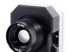 Módulo de cámara térmica infrarroja de onda larga Tau 2+