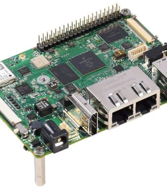 IW-RainboW-G34S SBC con i.MX 8M Mini en formato PICO-ITX