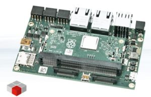 Pi-Tron CM3+ SBC basado en Raspberry Pi con soporte de CODESYS para PLC